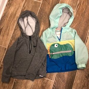Other - Lot (both included in price) toddler boys jackets